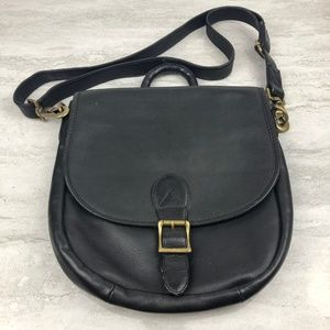 Hobo International Black Leather Purse